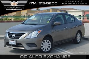 2015 Nissan Versa S Carfax 1-Owner - No Accidents  Damage Reported to CARFAX Air Conditioning