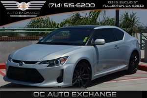 2014 Scion tC FWD Carfax 1-Owner Air Conditioning  AC Audio  Auxiliary Audio Input Audio  M