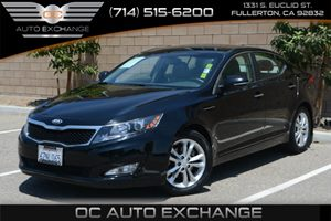 2013 Kia Optima EX Carfax 1-Owner Air Conditioning  Climate Control Air Conditioning  Multi-Zo