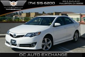 2014 Toyota Camry SE Carfax 1-Owner Air Conditioning  AC Audio  Auxiliary Audio Input Audio