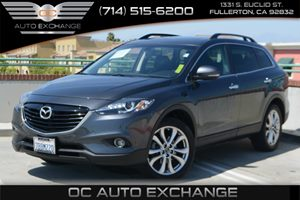 2013 Mazda CX-9 Grand Touring Carfax 1-Owner - No Accidents  Damage Reported to CARFAX Air Condi