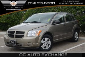 2008 Dodge Caliber SE Carfax Report - No Accidents  Damage Reported to CARFAX Audio  AmFm Ster