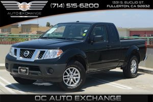 2015 Nissan Frontier SV Carfax 1-Owner - No Accidents  Damage Reported to CARFAX Air Conditionin