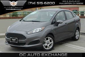 2014 Ford Fiesta SE Carfax 1-Owner Air Conditioning  AC Audio  Mp3 Player Convenience  Auto