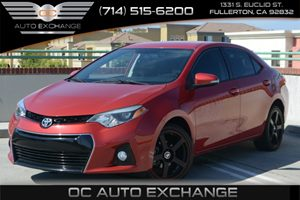 2014 Toyota Corolla L Carfax Report Air Conditioning  AC Audio  Auxiliary Audio Input Audio