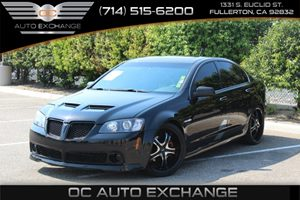 2008 Pontiac G8 GT Carfax Report - No Accidents  Damage Reported to CARFAX  Panther Black Meta