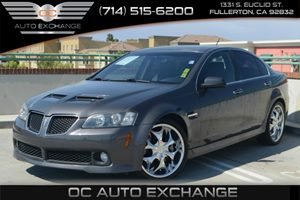 2009 Pontiac G8 GT Carfax Report - No Accidents  Damage Reported to CARFAX Air Conditioning  Mu