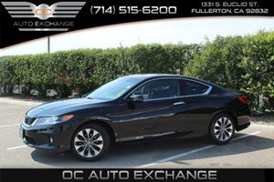 2013 Honda Accord Cpe EX Carfax 1-Owner  Crystal Black Pearl          20945 Per Month - On