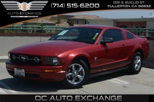 2009 Ford Mustang  Carfax 1-Owner Air Conditioning  AC Audio  Auxiliary Audio Input Fuel Eco