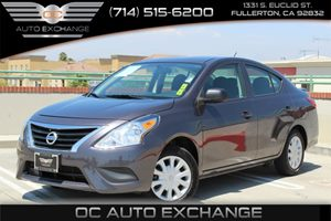 2015 Nissan Versa S Plus Carfax Report - No Accidents  Damage Reported to CARFAX Air Conditionin