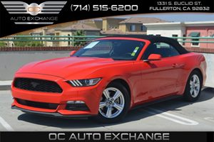 2015 Ford Mustang V6 Carfax Report Air Conditioning  AC Audio  AmFm Stereo Audio  Auxiliar
