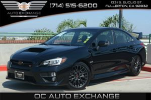 2015 Subaru WRX STI  Carfax 1-Owner - No Accidents  Damage Reported to CARFAX Air Conditioning