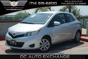 2012 Toyota Yaris L Carfax Report - No AccidentsDamage Reported Air Conditioning  AC Audio