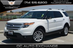 2013 Ford Explorer XLT Carfax 1-Owner - No Accidents  Damage Reported to CARFAX Air Conditioning