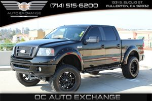 2007 Ford F-150 FX4 Carfax Report Audio  Auxiliary Audio Input Convenience  Automatic Headligh