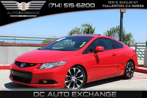 2013 Honda Civic Cpe Si Carfax Report - No Accidents  Damage Reported to CARFAX Air Conditioning