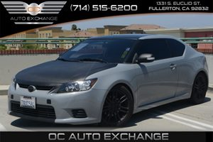 2013 Scion tC  Carfax 1-Owner Air Conditioning  AC Audio  Auxiliary Audio Input Audio  Mp3