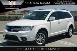 2015 Dodge Journey SXT Carfax 1-Owner - No Accidents  Damage Reported to CARFAX Air Conditioning