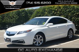 2012 Acura TL Tech Auto Carfax Report Air Conditioning  Multi-Zone AC Air Conditioning  Rear
