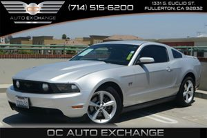 2010 Ford Mustang GT Carfax Report Air Conditioning  AC Audio  Auxiliary Audio Input Conveni