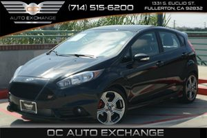 2016 Ford Fiesta ST Carfax 1-Owner - No Accidents  Damage Reported to CARFAX Air Conditioning