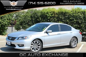 2014 Honda Accord Sedan Sport Carfax 1-Owner - No Accidents  Damage Reported to CARFAX  Alabas