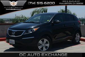 2013 Kia Sportage LX Carfax Report - No Accidents  Damage Reported to CARFAX Audio  Auxiliary A
