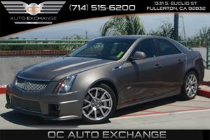 2012 Cadillac CTS-V Sedan  Carfax 1-Owner - No Accidents  Damage Reported to CARFAX Air Conditio
