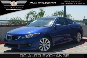 2010 Honda Accord Cpe EX-L Carfax Report - No Accidents  Damage Reported to CARFAX Air Condition