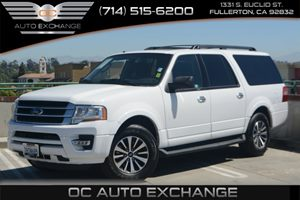 2015 Ford Expedition EL XLT Carfax 1-Owner - No Accidents  Damage Reported to CARFAX Air Conditi