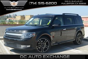 2013 Ford Flex Limited Carfax Report - No Accidents  Damage Reported to CARFAX Air Conditioning