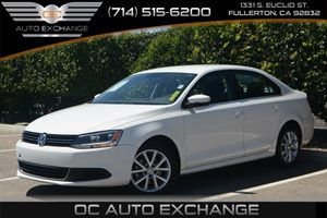 2013 Volkswagen Jetta Sedan SE wConvenience Carfax 1-Owner - No Accidents  Damage Reported to CA
