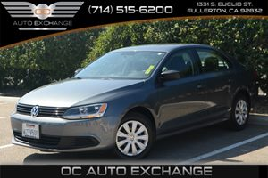 2013 Volkswagen Jetta Sedan S Carfax Report - No AccidentsDamage Reported Air Conditioning  AC