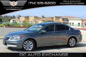2012 Honda Accord Sdn EX Carfax Report  Gray  We are not responsible for typographical errors