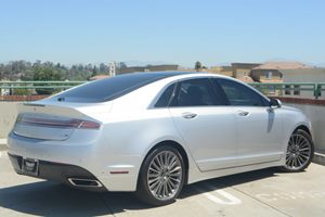2013 Lincoln MKZ 20L Fuel Injection Carfax 1-Owner Air Conditioning  Multi-Zone AC Audio  Au