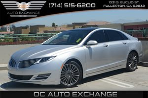 2013 Lincoln MKZ  Carfax 1-Owner Air Conditioning  Multi-Zone AC Audio  Auxiliary Audio Input