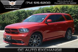 2014 Dodge Durango SXT Carfax Report - No Accidents  Damage Reported to CARFAX Air Conditioning