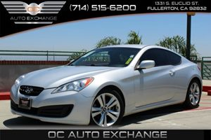 2011 Hyundai Genesis Coupe  Carfax Report - No Accidents  Damage Reported to CARFAX Air Conditio