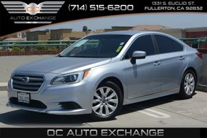 2015 Subaru Legacy 25i Premium Carfax Report - No Accidents  Damage Reported to CARFAX Air Cond