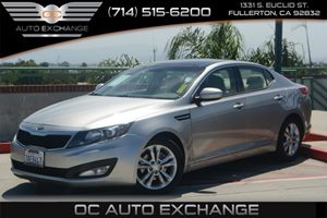 2013 Kia Optima EX Carfax 1-Owner - No Accidents  Damage Reported to CARFAX Air Conditioning  M