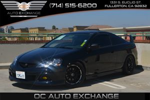 2006 Acura RSX Type-S Leather Carfax Report Air Conditioning  AC Convenience  Cruise Control