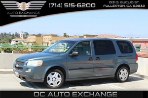 2006 Chevrolet Uplander LS Carfax Report - No Accidents  Damage Reported to CARFAX  Black  We