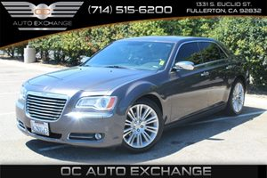 2013 Chrysler 300 300C Carfax 1-Owner - No AccidentsDamage Reported  Billet Silver Metallic