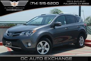 2014 Toyota RAV4 XLE Carfax Report Air Conditioning  AC Audio  Auxiliary Audio Input Audio