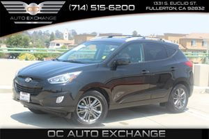2015 Hyundai Tucson SE Carfax 1-Owner - No AccidentsDamage Reported  Ash Black Mica  We are n