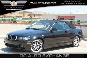 2004 BMW 3 Series 330Ci Carfax Report  Black Sapphire Metallic  We are not responsible for typ