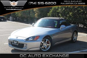 2003 Honda S2000  Carfax Report  Sebring Silver Metallic          20295 Per Month - On  Appr