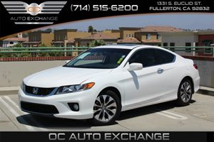 2013 Honda Accord Cpe EX Carfax Report  White Orchid Pearl  We are not responsible for typogra