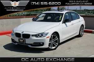 2013 BMW 3 Series 335i Carfax Report - No AccidentsDamage Reported  White  We are not respons