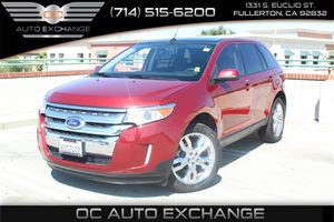 2013 Ford Edge SEL Carfax Report  Ruby Red Metallic  We are not responsible for typographical